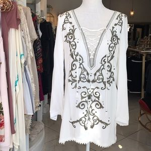The JetSet Diaries Dress/Cover Up